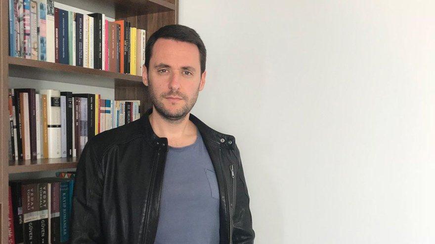 Barış İnce yeni romanı Sarsıntı'yı anlatıyor: Çöküşün ortasında bile umut arayışı vardır