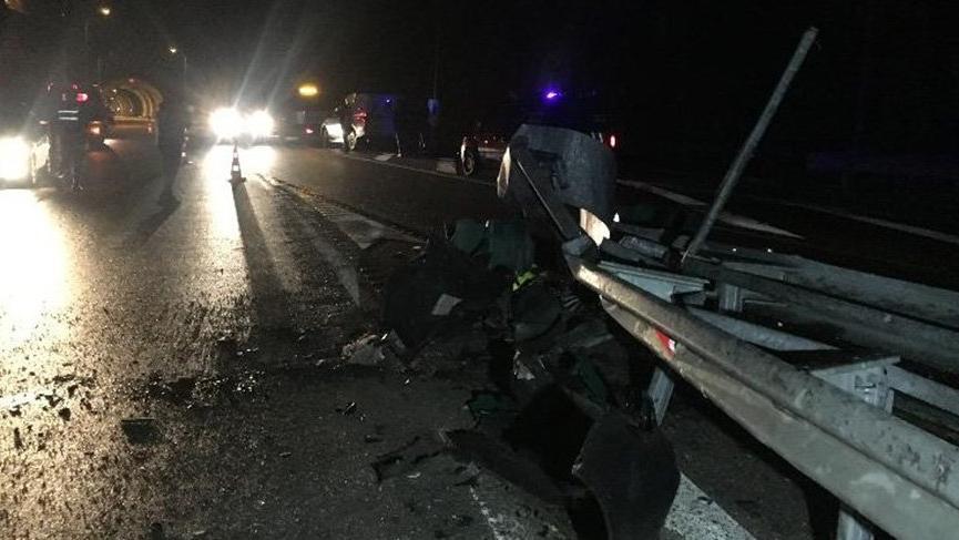 Feci kaza! Bartın Vali Yardımcısı Erkan Kaleder hayatını kaybetti