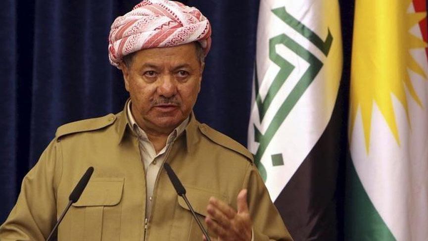 Trump'ın temsilcisi Barzani ile görüştü!
