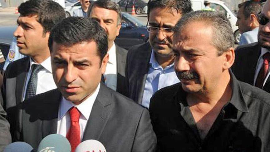 Selahattin Demirtaş, Sırrı Süreyya Önder ve İdris Baluken'in cezaları onandı