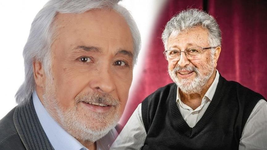 Metin Akpınar ve Müjdat Gezen'e destek yağıyor
