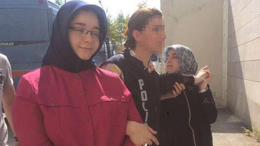 Adil Öksüz'ün baldızına hapis cezası