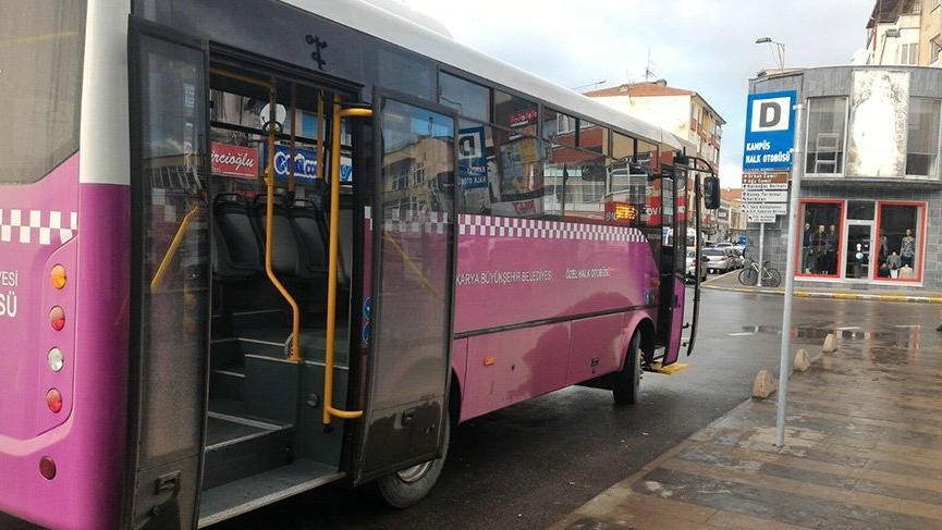 Belediyeden ihalesiz otobüs