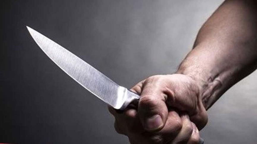 Kavgada bıçaklar çekildi! Yaralılar var