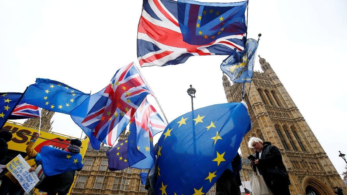 Avrupa Adalet Divanı: İngiltere, Brexit'ten vazgeçebilir