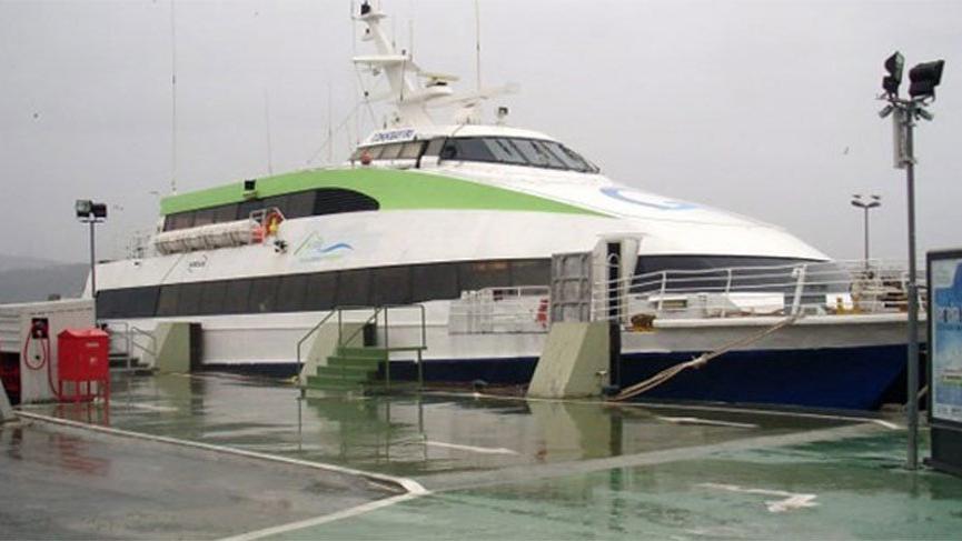 BUDO deniz otobüsü seferleri iptal edildi