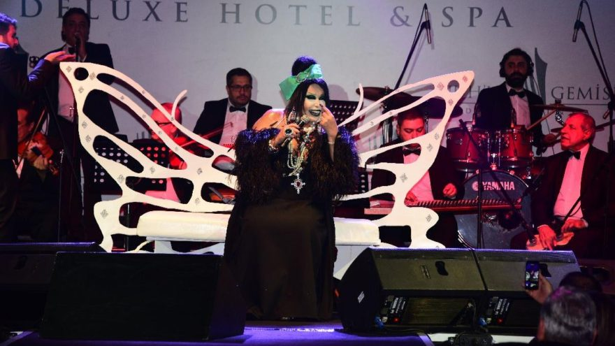 Bülent Ersoy: Arap atı gibiyim