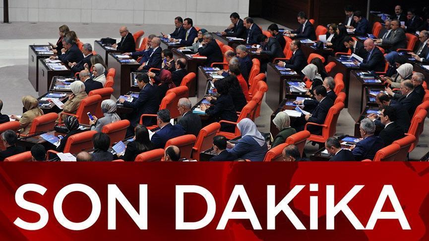 Meclis'te bütçe görüşülüyor