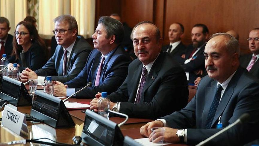Cenevre'de Suriye için anlaşma çıktı