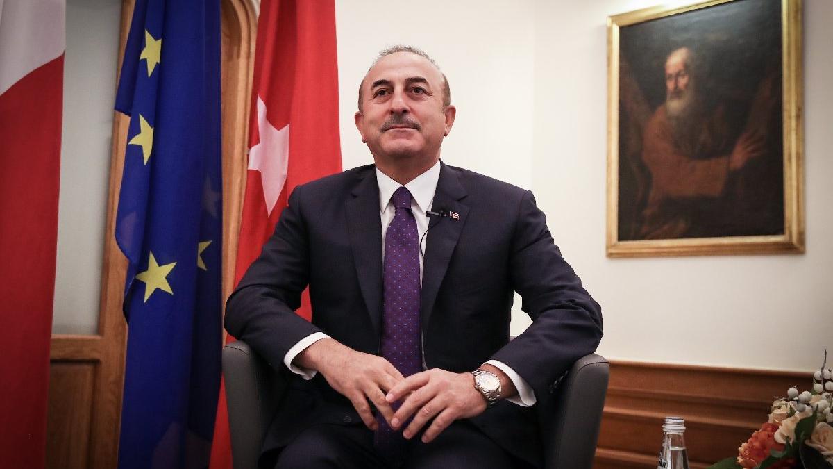 Çavuşoğlu ABD'nin çekilme kararını yorumladı: Koordine etmeliyiz