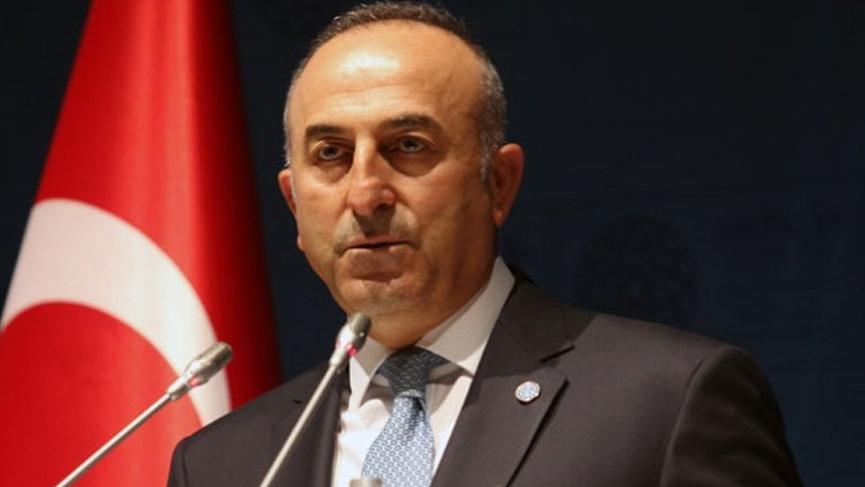 """Çavuşoğlu: Trump Erdoğan'a """"Gülen'i sınır dışı etmek için çalışıyoruz"""" dedi"""
