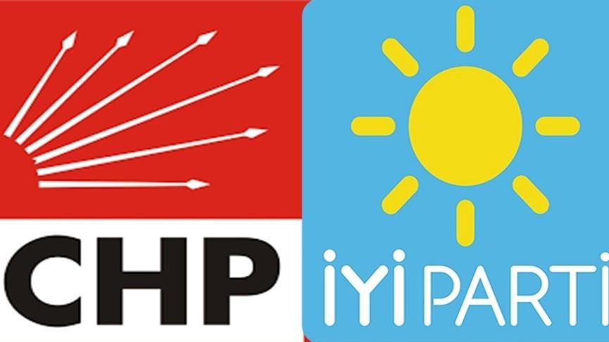CHP-İYİ Parti ittifakına Samsun'da tepki
