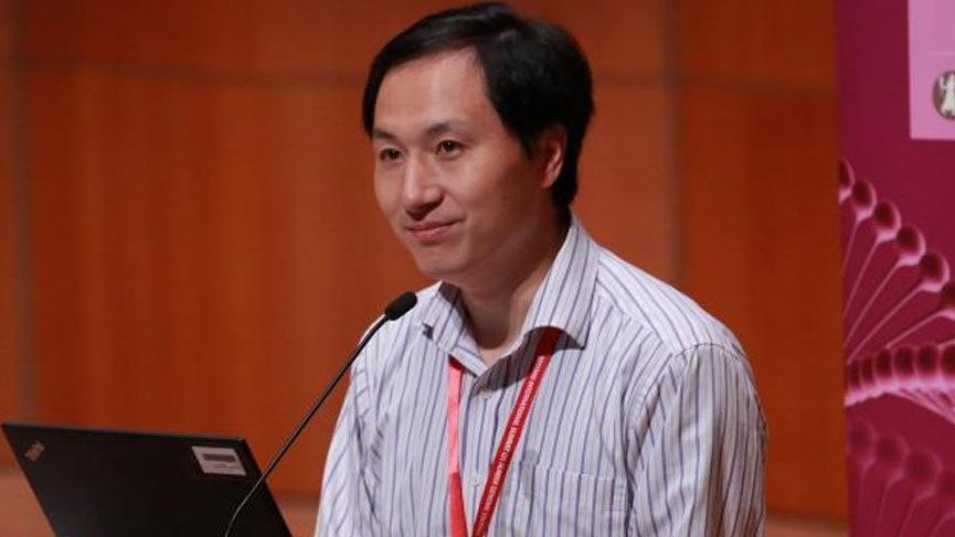 Bebeklerin DNA'sını değiştiren Çinli bilim insanının yeri bulundu