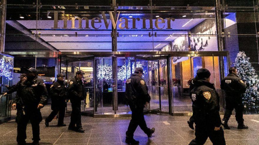 ABD'de CNN binasında bomba paniği