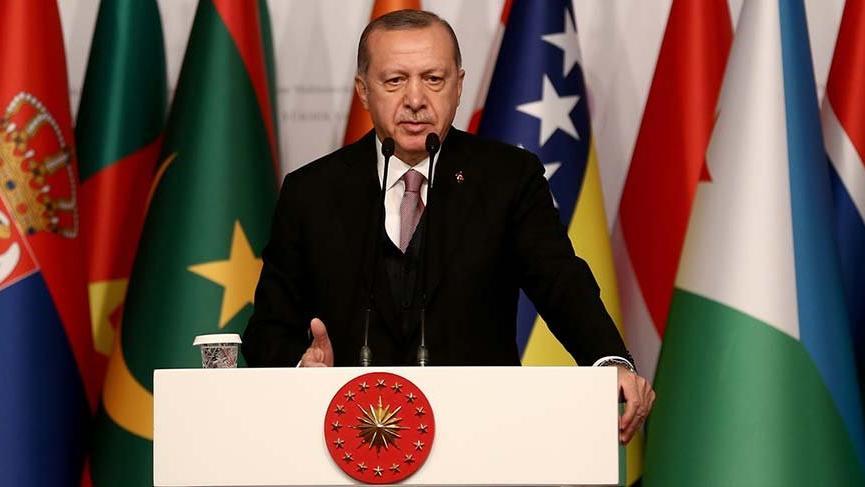 Erdoğan: Çıkardınız çıkardınız yoksa Münbiç'e de gireceğiz