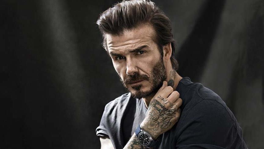 David Beckham'ın 7 dakikalık nemlendirici rutini