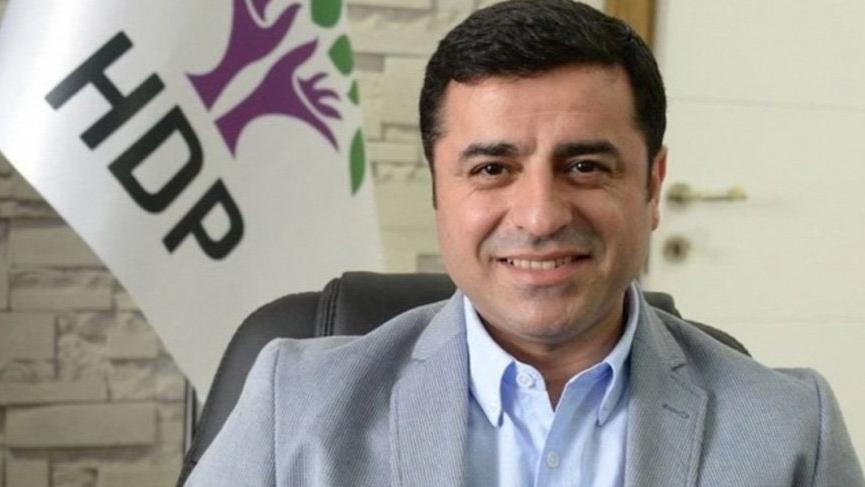 'Cumhurbaşkanına hakaret'ten yargılanan Demirtaş: Ben AKP Genel Başkanını eleştirdim