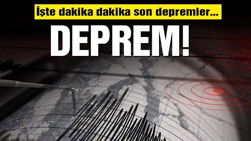 Yalova'da deprem! Uzmanlardan art arda flaş açıklamalar geldi!