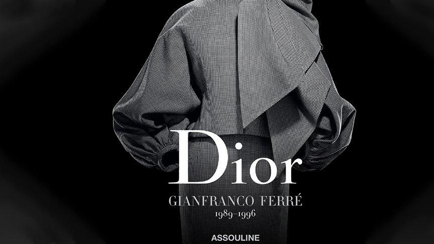 Dior, Gianfranco Ferre anısına kitap çıkardı