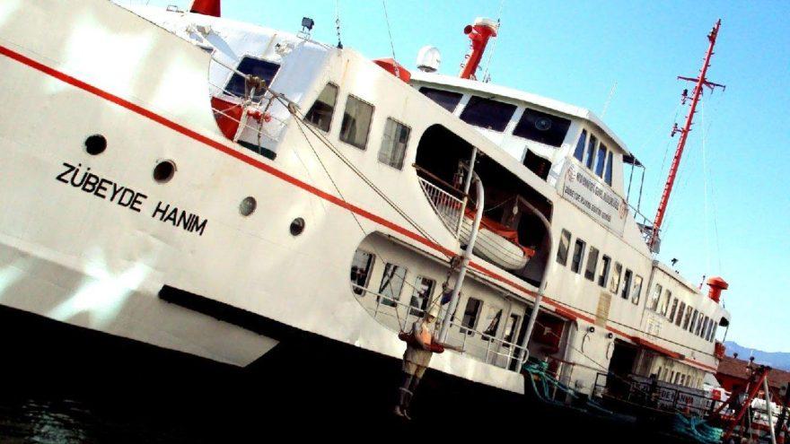 Zübeyde Hanım müze gemisi için kampanya