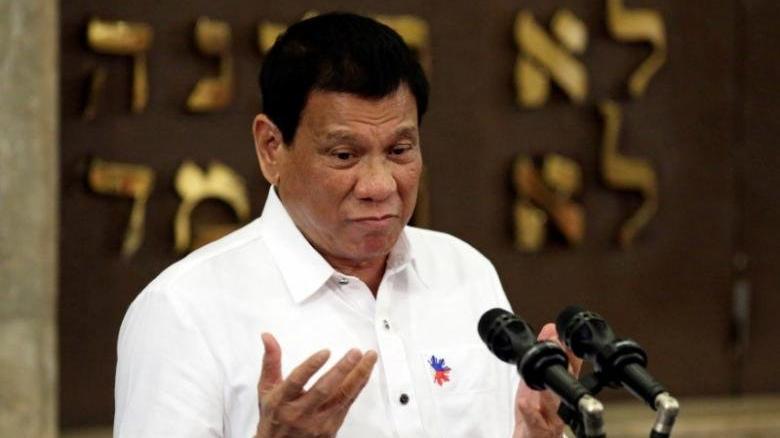 Duterte'den bir garip uyuşturucu çıkışı: Ayakta kalmak için kullanıyorum