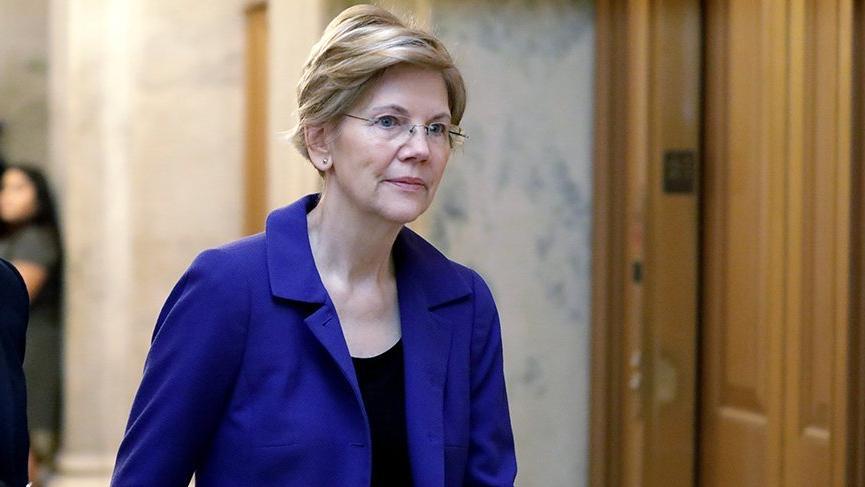Senatör Warren, Trump'ı devirmek için çalışmalara başladı!
