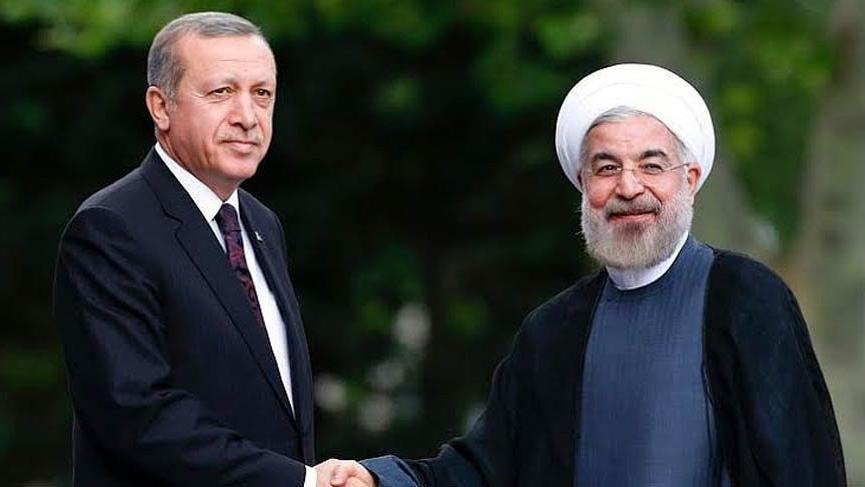 Erdoğan: Yaptırım İran halkını cezalandırmak anlamına gelir