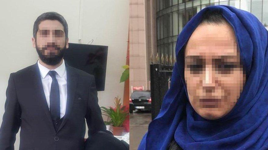 Eşini FETÖ'cü ve PKK'lı olmakla suçlamıştı... O kocaya 6 ay hapis cezası