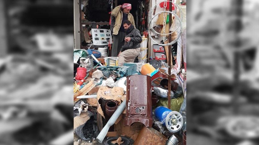 Fırat Kalkanı bölgesinde korkunç terör saldırısı