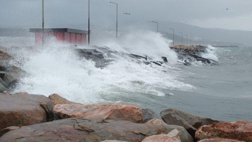 Meteoroloji'den hava durumu açıklaması! Fırtına ve kuvvetli yağmura dikkat!