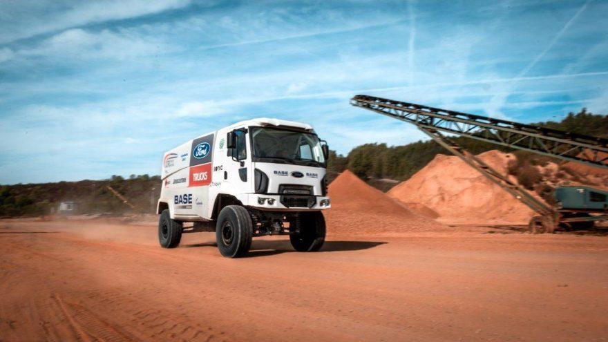 Yerli kamyon dünyanın en zorlu yarışına katılacak!
