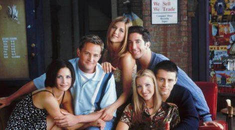 Netflix müjdeyi verdi: Friends, 2019'da da yayında!