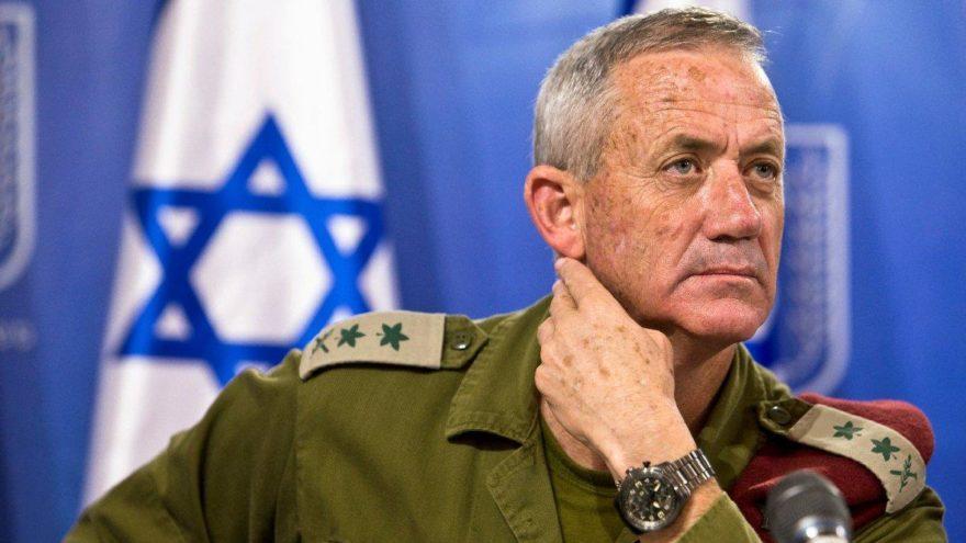 Netanyahu'nun karşısına General çıktı