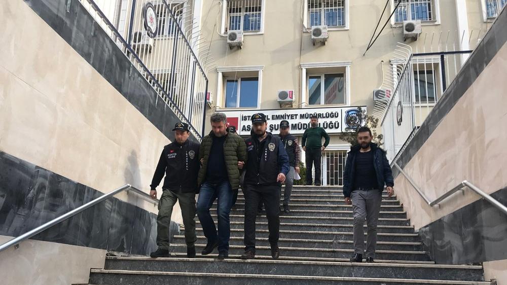 Son dakika... İstanbul polisinden meslektaşlarına operasyon