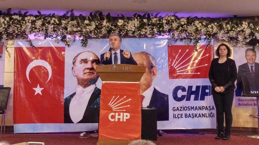 """CHP'li Ali Yıldırım: """"Gaziosmanpaşa'da değişim başlamalı"""""""