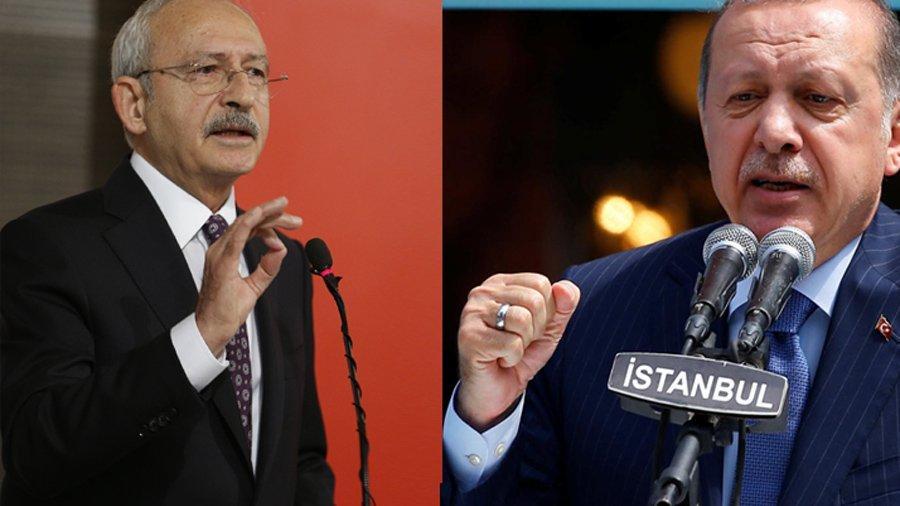 Son dakika.. Vatandaştan Erdoğan ve Kılıçdaroğlu hakkında suç duyurusu!