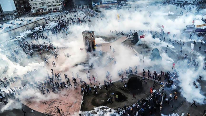 5 yıl sonra 120 kişi hakkında 'Gezi' iddianamesi!