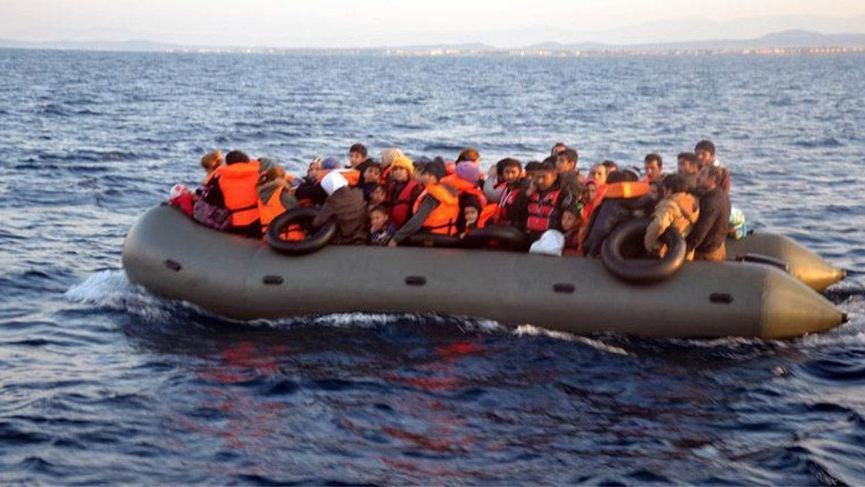 Akdeniz'de yeni bir göçmen trajedisi! 12 kişi öldü, 3 kişi kayıp...