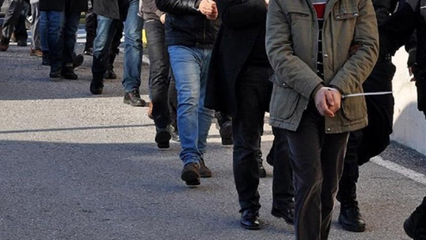 Van merkezli PKK operasyonunda 16 kişi gözaltına alındı