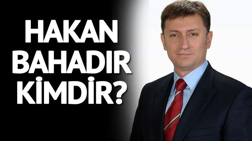 Hakan Bahadır kimdir, nereli? Ak Parti Bahçelievler Belediye Başkanı adayı kim oldu?