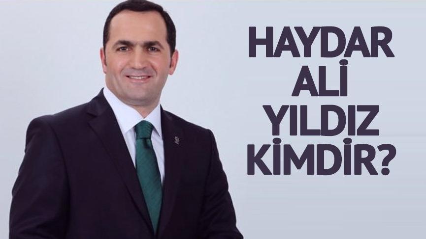 Haydar Ali Yıldız kimdir? Ak Parti Beyoğlu belediye başkanı adayı Haydar Ali Yıldız nereli?