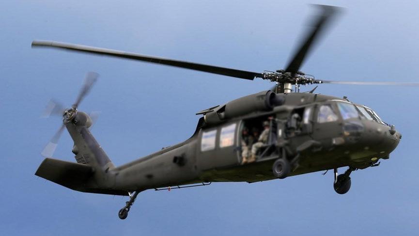 Kurtarma için giden helikopter düştü, pilot ve yolcular hayatını kaybetti