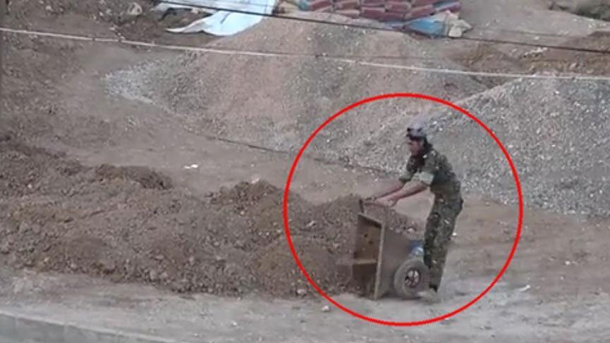 Suriye'deki PKK'lı teröristler hazırlığa başladı!