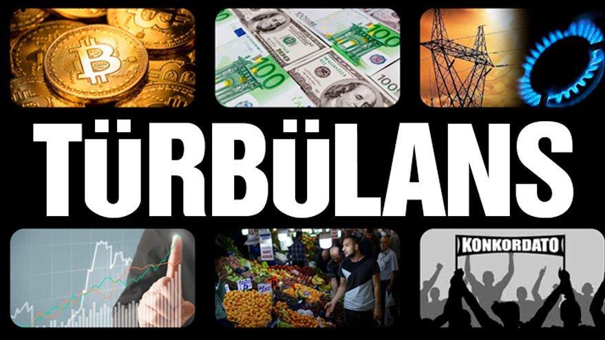VİDEO: Türk ekonomisinde türbülans yılı