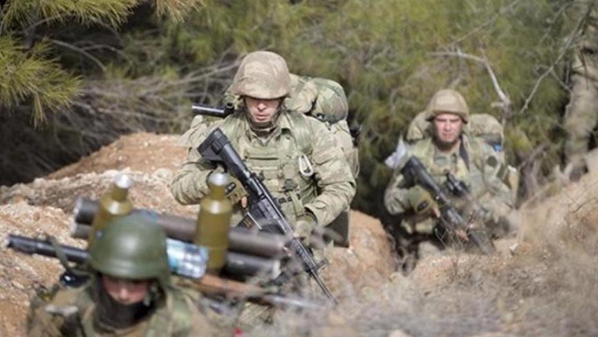 TSK'dan Kuzey Irak'ta operasyon