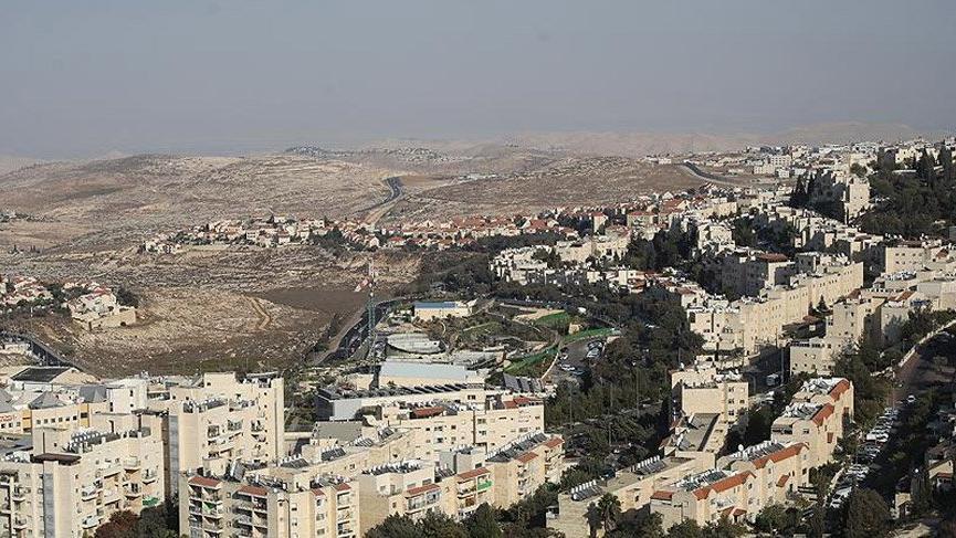 İsrail Batı Şeria'daki yerleşimini genişletmek istiyor