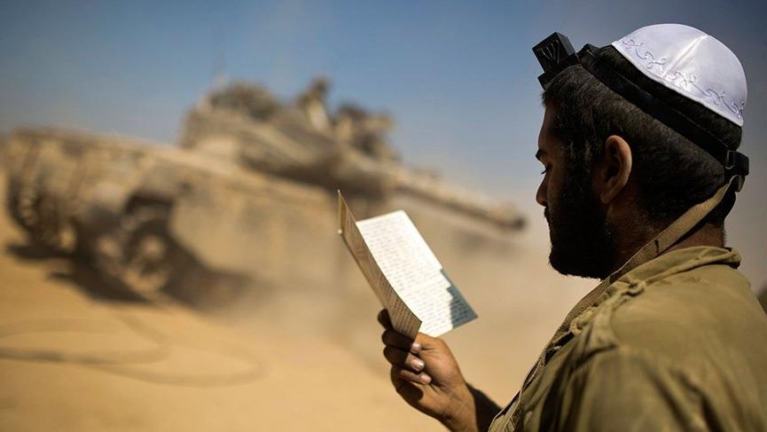 İsrail ordusu duyurdu! Yaklaşık 200 metre…