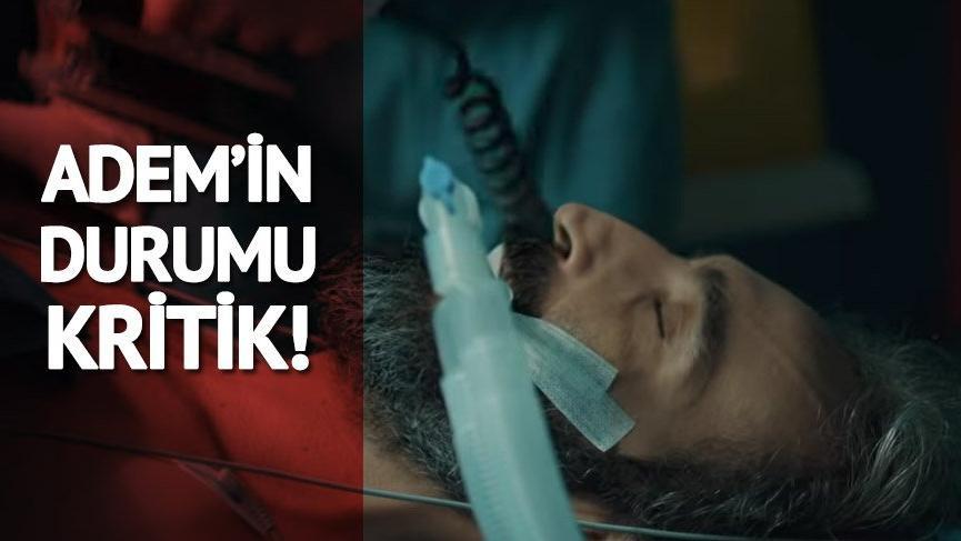 İstanbullu Gelin 65. yeni bölüm 2. fragmanı yayınlandı! Adem'in durumu kritik