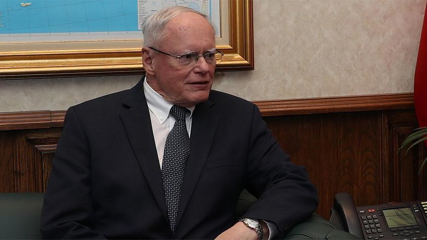 ABD'nin Suriye özel temsilcisi James Jeffrey, Fırat'ın doğusu konusunda söz vermedi