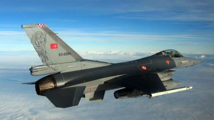 Son dakika haberi... TSK'dan Irak'ın kuzeyine hava harekatı!